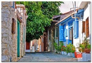 Cyprus, Omodos
