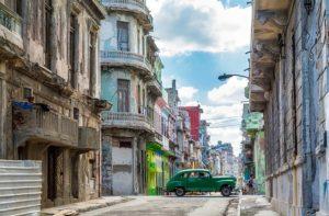Exotická dovolená Kuba