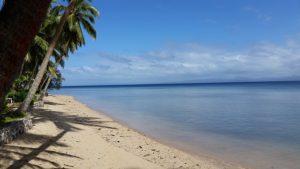Pláže na Fidži