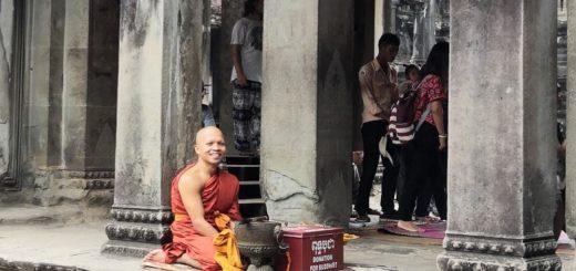 Dovolená v Kambodže