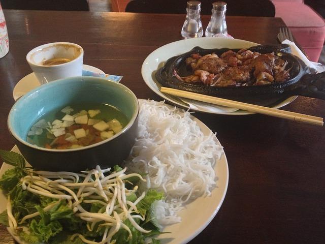 Vietnamská gastronomie