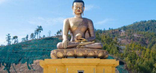 Dovolená v Bhútanu, Budha
